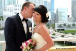 Traumhochzeit ueber den Daechern von Miami im Mandarin Oriental Hotel