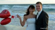 Florida Heavenly Weddings with Balloons and Bride and Groom28