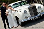 Luxus Hochzeit auf Key Biscayne mit Rolls Royce