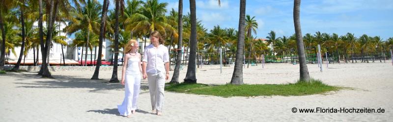 Heiraten in Miami www.Florida-Hochzeiten.de