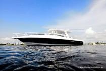 Auf einer Yacht heiraten mit Florida Hochzeiten