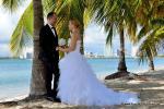 Florida Hochzeit am Strand von Key Biscayne