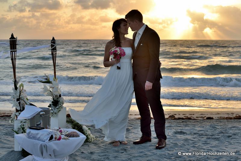 Heiraten in florida am strand