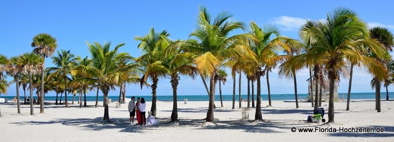 Florida-Hochzeiten auf Key Biscayne