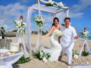Florida-Hochzeiten Deluxe in Classic White
