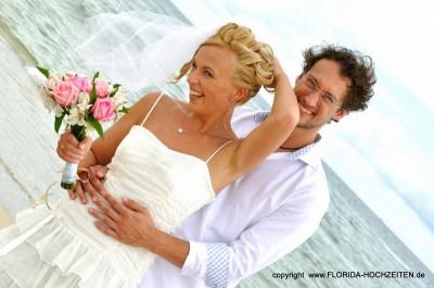 Heiraten in Florida - ein Traum wird wahr